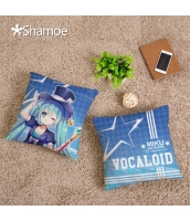 VOCALOID 初音 ミク クッション 抱き枕 二次元 萌え 同人 アニメ抱き枕周辺グッズ ボーカロイド ボカロ はつね ミクさん 初音ミク 尚萌  acz10054-1