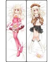 Fate/kaleid liner プリズマ☆イリヤ イリヤスフィール・フォン・アインツベルン 2枚セット 二次創作 同人 バスタオル プリヤ プリズマ先輩 麦芽堂 bbz12125