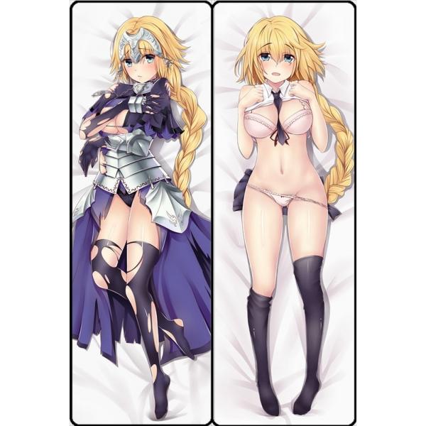 Fate/Apocrypha ジャンヌ・ダルク 2枚セット 二次創作 同人 バスタオル 麦芽堂 bbz12668