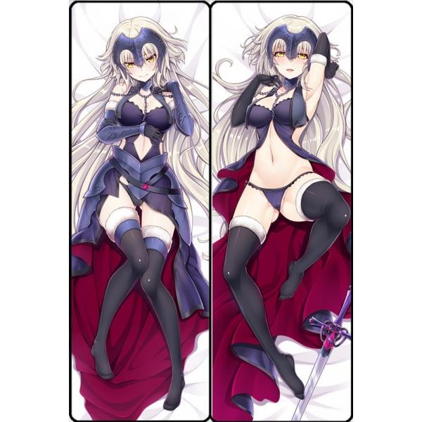Fate/Grand Order ジャンヌ・オルタ 2枚セット 二次創作 同人 バスタオル FGO Fatego フェイト/グランドオーダー 邪ンヌ 麦芽堂 bbz12671