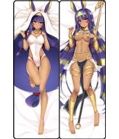 Fate Grand Order ニトクリス 2枚セット 二次創作 同人 バスタオル 麦芽堂 bbz12716