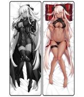 Fate Grand Order 沖田総司〔オルタ〕 2枚セット 二次創作 同人 バスタオル 麦芽堂 bbz12812