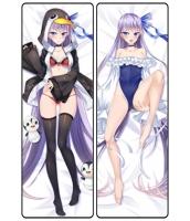 Fate/Grand Order メルトリリス 2枚セット 二次創作 同人 バスタオル FateGO FGO フェイト ラムダリリス 水着メルトリリス その夏露は硝子のように 麦芽堂 bbz12853