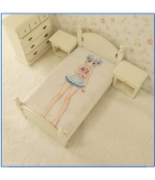 ご注文はうさぎですか? 香風智乃 二次創作 同人 シーツ 布団カバー ブランケット 毛布 ごちうさ Rabbit House チノ 香風智乃 カプチーノ 麦芽堂 bz11702