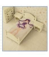 ご注文はうさぎですか? 天々座 理世 二次元寝具 萌え 同人 アニメ抱き枕周辺グッズ ごちうさ Rabbit House リゼ 天々座理世 テ・デ・ザリゼ 麦芽堂  bz11802