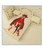 この素晴らしい世界に祝福を! めぐみん 二次元寝具 萌え 同人 アニメ抱き枕周辺グッズ このすば 祝福  麦芽堂  bz12018