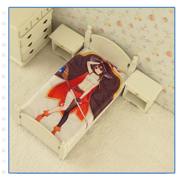 この素晴らしい世界に祝福を! めぐみん 二次元寝具 萌え 同人 アニメ抱き枕周辺グッズ このすば 祝福  麦芽堂  bz12020