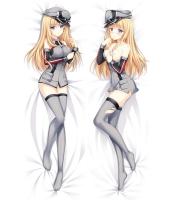 艦隊これくしょん ビスマルク 二次創作 同人 18禁 抱き枕カバー ビス子 ビス丸 艦これ 艦娘 Bismarck級1番艦 戦艦 Bismarck 絶対萌域 ez00003