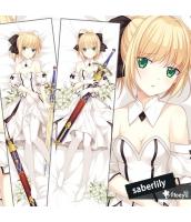 Fate/unlimited codes セイバー・リリィ 二次創作 同人 抱き枕カバー Fate SN アルトリア・ペンドラゴン アーサー王 フェイト/アンリミテッドコード 絶対萌域=Loading ez00337