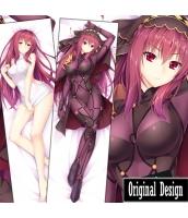 Fate/Grand Order スカサハ 二次創作 同人 抱き枕カバー FGO Fatego フェイト/グランドオーダー 絶対萌域=Summer ez00354-1