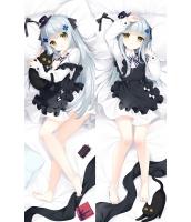 少女前線 ドールズフロントライン HK416 二次創作 同人 抱き枕カバー ドルフロ 黒猫のギフト HK416幼女 HK416こども 絶対萌域=Loading ez00443-1