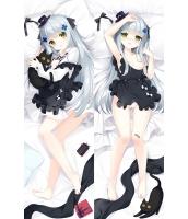 少女前線 ドールズフロントライン HK416 二次創作 同人 18禁 抱き枕カバー ドルフロ 黒猫のギフト HK416幼女 HK416こども 絶対萌域=Loading ez00443-2