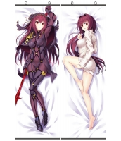 Fate/Grand Order スカサハ 二次創作 同人 タペストリー お得2枚セットあり! FGO Fatego フェイト/グランドオーダー 萌工房 gmz09934-12