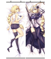 Fate/Grand Order ジャンヌ・ダルク 二次創作 同人 タペストリー お得2枚セットあり! FGO Fatego フェイト/グランドオーダー 邪ンヌ 萌工房 gmz09942-12