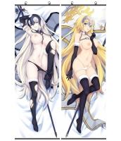 Fate/Grand Order ジャンヌ・オルタジャンヌ・ダルク 二次創作 同人 18禁 タペストリー お得2枚セットあり! FGO Fatego フェイト/グランドオーダー 萌工房 gmz09944-34