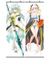 Fate/Grand Order 清姫 二次創作 同人 タペストリー お得2枚セットあり! FGO Fatego フェイト/グランドオーダー きよひー 萌工房 gmz09947-12