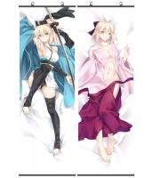 Fate/Grand Order 桜セイバー(沖田総司) 二次創作 同人 タペストリー お得2枚セットあり! FGO Fatego フェイト/グランドオーダー 沖田総司 萌工房 gmz09948-12