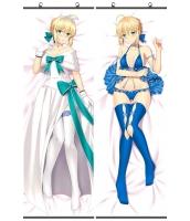 Fate アルトリア・ペンドラゴン 二次創作 同人 タペストリー お得2枚セットあり! FGO Fatego フェイト/グランドオーダー 青セイバー 英霊正装 萌工房 gmz09962-12
