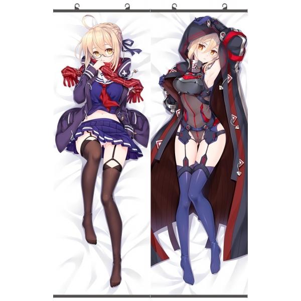 Fate/Grand Order 謎のヒロインXオルタ 二次創作 同人 タペストリー お得2枚セットあり! FGO FateGO フェイト/グランドオーダー えっちゃん 萌工房 gmz10046-12