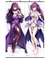 Fate/Grand Order スカサハ=スカディ 二次創作 同人 18禁 タペストリー お得2枚セットあり! FGO FateGO フェイト/グランドオーダー 萌工房 gmz10173-34