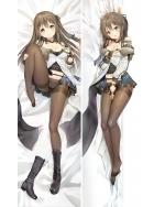 少女前線 ドールズフロントライン K2 二次創作 同人 抱き枕カバー ドルフロ 添い寝 雨の日アリス=音無空太 jz00070-1
