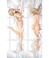 少女前線 ドールズフロントライン KP31 スオミ 二次創作 同人 18禁 抱き枕カバー ドルフロ 花嫁スオミ スオミウェディング 雨の日アリス=音無空太 jz00081-2