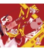 緋弾のアリア 神崎・H・アリア マフラー/スカーフ 二次元 同人 アニメ萌えグッズ 緋弾 アリア 緋アリ 双剣双銃 カドラ のアリア 尚萌  mcz00051