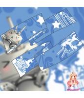 艦隊これくしょん 島風 マフラー/スカーフ 二次元 同人 アニメ萌えグッズ ぜかまし 艦これ 艦娘 駆逐艦これ 艦娘 島風型1番艦 駆逐艦 尚萌  mcz00061