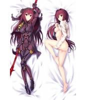Fate/Grand Order スカサハ 二次創作 同人 18禁 抱き枕カバー FGO Fatego フェイト/グランドオーダー 萌工房 mz09934-2