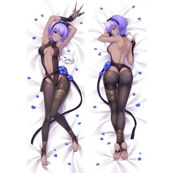 Fate アサシンハサン 二次創作 同人 抱き枕カバー Fate フェイト 萌工房 mz09950-1