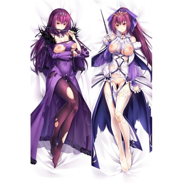 Fate/Grand Order スカサハ=スカディ 二次創作 同人 18禁 抱き枕カバー FGO FateGO フェイト/グランドオーダー 萌工房 mz10173-2