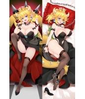 マリオシリーズ クッパ姫 二次創作 同人 抱き枕カバー スーパーマリオ 萌工房 mz10241-1