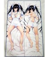 ダンジョンに出会いを求めるのは間違っているだろうか ヘスティア 二次創作 同人 抱き枕カバー ダンまち ロリ神 ロリ巨乳 UTdream naz00015