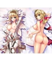 Fate/Grand Order ネロ・クラウディウス 1/2サイズ 二次創作 同人 18禁 抱き枕カバー FGO Fatego フェイト/グランドオーダー 麦芽堂 sbz12628