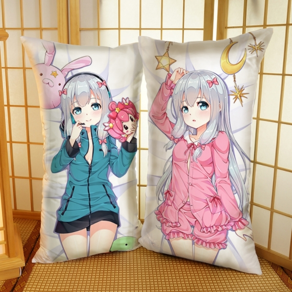 エロマンガ先生 和泉紗霧 1 2サイズ 二次創作 同人 抱き枕カバー 麦芽堂 sbz12654