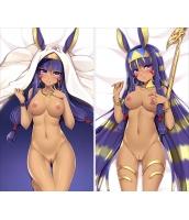 Fate/Grand Order ニトクリス 1/2サイズ 二次創作 同人 18禁 抱き枕カバー FGO Fatego フェイト/グランドオーダー キャスター 麦芽堂 sbz12717