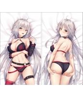 Fate/Grand Order ジャンヌ・オルタ 1/2サイズ 二次創作 同人 抱き枕カバー FGO FateGO フェイト 邪ンヌ 水着ジャンヌオルタ 麦芽堂 sbz12847