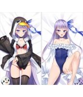 Fate/Grand Order メルトリリス 1/2サイズ 二次創作 同人 抱き枕カバー FateGO FGO フェイト ラムダリリス 水着メルトリリス その夏露は硝子のように 麦芽堂 sbz12853