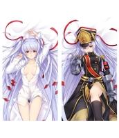 Re:CREATORS 軍服の姫君 1 2サイズ 二次創作 同人 抱き枕カバー 萌工房=MGF smz09840-1
