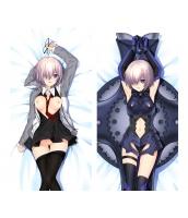 Fate Grand Order マシュ・キリエライト 1 2サイズ 二次創作 同人 18禁 抱き枕カバー 萌工房=MGF smz09937-2