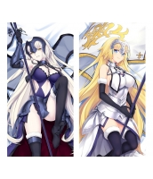 Fate/Grand Order ジャンヌ・オルタジャンヌ・ダルク 1/2サイズ 二次創作 同人 抱き枕カバー FGO Fatego フェイト/グランドオーダー 萌工房 smz09944-1
