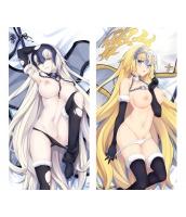 Fate/Grand Order ジャンヌ・オルタジャンヌ・ダルク 1/2サイズ 二次創作 同人 18禁 抱き枕カバー FGO Fatego フェイト/グランドオーダー 萌工房 smz09944-2