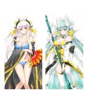 Fate/Grand Order 清姫 1/2サイズ 二次創作 同人 抱き枕カバー FGO Fatego フェイト/グランドオーダー きよひー 萌工房 smz09947-1