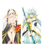 Fate/Grand Order 清姫 1/2サイズ 二次創作 同人 18禁 抱き枕カバー FGO Fatego フェイト/グランドオーダー きよひー 萌工房 smz09947-2
