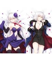 Fate/Grand Order ジャンヌ・ダルク 1/2サイズ 二次創作 同人 抱き枕カバー FGO Fatego フェイト/グランドオーダー 邪ンヌ 萌工房 smz09960-1