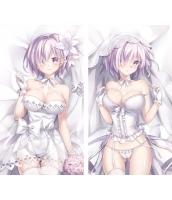 Fate/Grand Order マシュ・キリエライト 1/2サイズ 二次創作 同人 抱き枕カバー FGO Fatego フェイト/グランドオーダー 萌工房 smz09970-1
