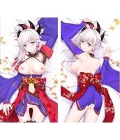 Fate/Grand Order 宮本武蔵 1/2サイズ 二次創作 同人 18禁 抱き枕カバー FGO Fatego フェイト/グランドオーダー 萌工房 smz09998-2
