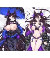 Fate/Grand Order 紫式部 1/2サイズ 二次創作 同人 18禁 抱き枕カバー FGO FateGO フェイト/グランドオーダー むらさきしきぶ 萌工房 smz10265-2